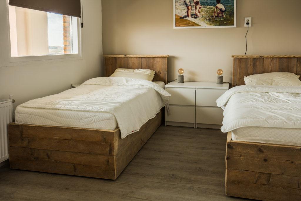 Strand 166 - Egmond aan Zee-slaapkamer