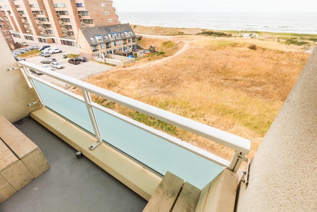 Strand 166 - Egmond aan Zee balkon