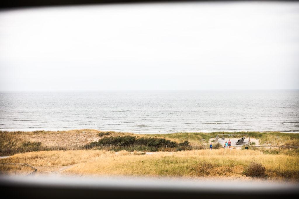 Strand 166 - Egmond aan Zee stranduitzicht
